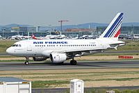F-GUGP - A318 - Air France