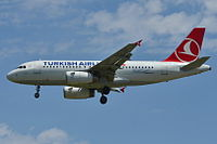 TC-JLS - A319 - Turkish Airlines
