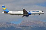 Airbus A321-214 'G-NIKO' Thomas Cook (25105988631).jpg