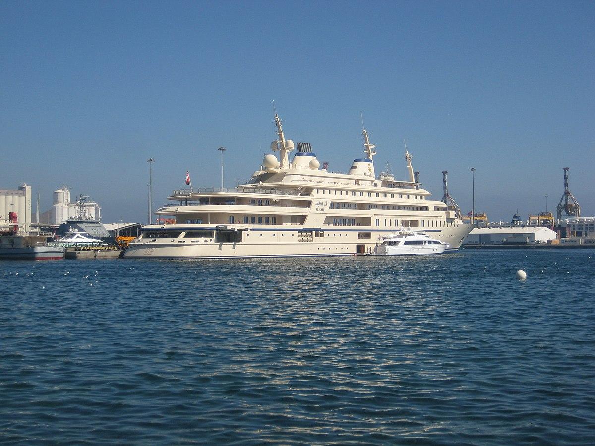 Al Said (yacht) - Wikipedia