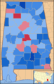 Alabama Locator Map with US 1960 election.png