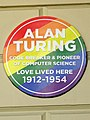 Alan Turing Code Breaker & Pioneer of Computer Science Love Lived Here 1912-1954.jpg