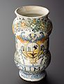 Albarello drug jar for Sublimate of Mercury, Italy, 1501-180 Wellcome L0057149.jpg