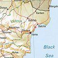 Albena Bulgaria 1994 CIA map.jpg