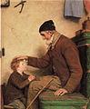 Albert Anker Großvater segnet seinen Enkel.jpg