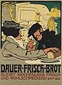 Albert Klingner - DAUER - FRISCH - BROT. Circa 1905.jpg