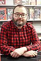 Albert Monteys. Saló del Còmic de Barcelona 2018.jpg