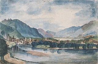 View of Trento