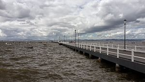 Alcochete - Alcochete Pier