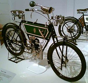 Alcyon - An Alcyon bicycle constructed in 1904