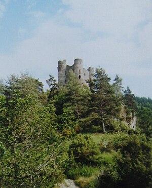 Château d'Alleuze - Image: Aleuze