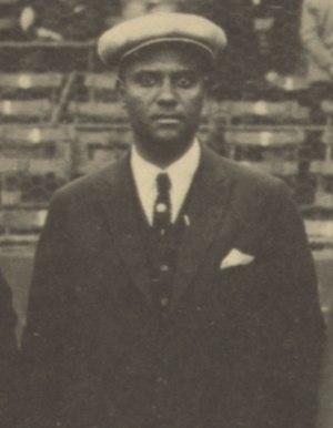 Alex Pompez - Image: Alex Pompez 1924