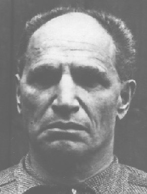 Alexander Krasnoshchyokov - After arrest by NKVD 1937