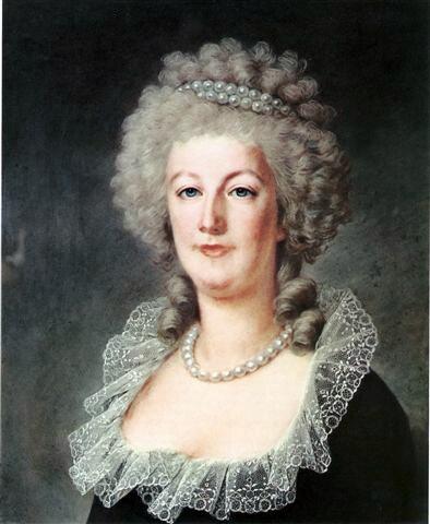 Alexander Kucharski, La Reine Marie-Antoinette (ann%C3%A9es 1790)