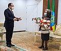 Alexander Schallenberg visit to Ethiopia, January 2021 09.jpg