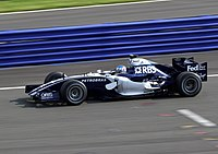 Alexander Wurz 2006 Williams
