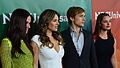 Alexandra Park, Elizabeth Hurley, William Moseley & Merritt Patterson 2015 TCA Press Tour (cropped).jpg