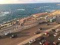 Alexandria Corniche , photo by Hatem Moushir 8.jpg