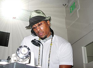Sons of Soul - DJ Ali Shaheed Muhammad (photographed in 2008) assisted in the album's production.