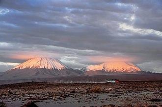 Licancabur - Image: Alien Atacama