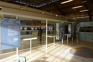 Pavillon de l'eau - Permanent exhibition