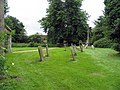 All Saints, Tacolneston, Norfolk - Churchyard - geograph.org.uk - 853145.jpg