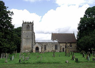 All Saints Church, Low Catton, East Riding of Yorkshire, England All Saints Church Low Catton.jpg