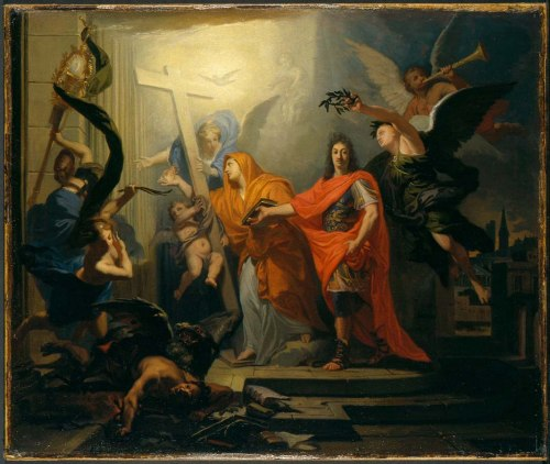 Allegory on the Peace of Utrecht