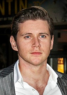 Description de l'image Allen Leech, Adventures of Tintin, London, 2011.jpg.