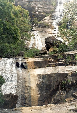 Mount Elliot, Queensland - Alligator Creek Falls, 1997