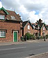 Almshouses in Langley Road - geograph.org.uk - 1493281.jpg