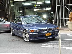 BMW 7 Series (E38) - B12 6.0