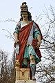 Alsószölnök, Szent Flórián-szobor 2021 02.jpg