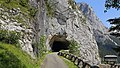 Alte Hochschwabstraße und Tunnel bei der Prescenyklause.jpg