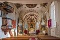 Alte Pfarrkirche Lech am Arlberg, Interior 03.JPG