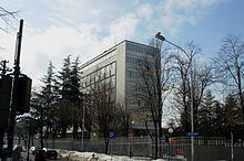 In sydney russian embassy in