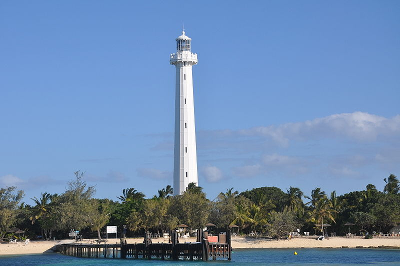 Amedee Lighthouse, New Caledonia, Melanesia