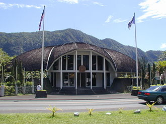 Fagatogo - Fagatogo is home to The Fono (legislature).