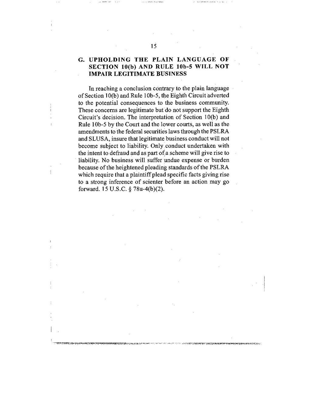 Page:Amicus brief - Stoneridge v Scientific-Atlanta - California