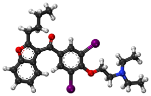 Amiodarone ball-and-stick model.png