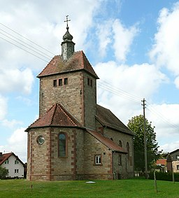 Boxbrunn in Amorbach