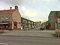 Amsterdam-Noord - hoek vm Kerkstraat-Nieuwendammerstraat.JPG
