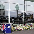 Amsterdam Airport Flight MH17 Memorial (14698473722).jpg