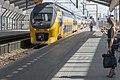 Amsterdam Bijlmer Arena aankomst trein (25651542328).jpg