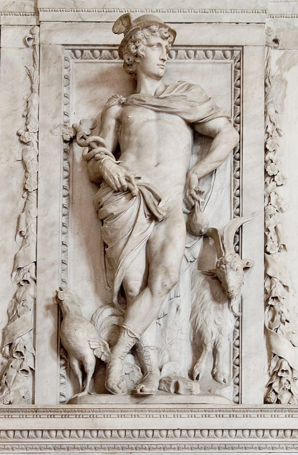 Mercury Mythology Wikipedia