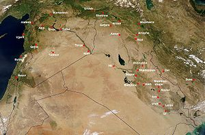City-states of the Fertile Crescent in the 2nd...