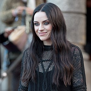 Amy Macdonald - Macdonald at the Amadeus Austrian Music Awards 2017 at Volkstheater in Vienna.