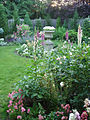 An English Garden at Thursday's Antiques Designed By Andrea Lynn Fisher.jpg