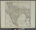An accurate map of Hindostan or India, from the best authorities. NYPL1404033.tiff