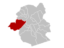 Anderlecht municipality in the Brussels-Capital Region